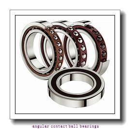 4.331 Inch | 110 Millimeter x 9.449 Inch | 240 Millimeter x 1.969 Inch | 50 Millimeter  CONSOLIDATED BEARING QJ-322  Angular Contact Ball Bearings