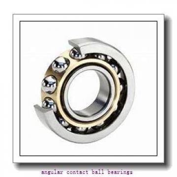 2.362 Inch | 60 Millimeter x 5.118 Inch | 130 Millimeter x 2.126 Inch | 54 Millimeter  EBC 5312 2RS  Angular Contact Ball Bearings