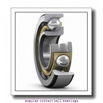 1.181 Inch | 30 Millimeter x 2.835 Inch | 72 Millimeter x 1.189 Inch | 30.2 Millimeter  PT INTERNATIONAL 5306-2RS  Angular Contact Ball Bearings