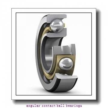 2.362 Inch | 60 Millimeter x 5.118 Inch | 130 Millimeter x 1.22 Inch | 31 Millimeter  CONSOLIDATED BEARING QJ-312 C/2  Angular Contact Ball Bearings