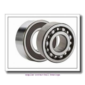 3.937 Inch | 100 Millimeter x 8.465 Inch | 215 Millimeter x 1.85 Inch | 47 Millimeter  CONSOLIDATED BEARING QJ-320  Angular Contact Ball Bearings