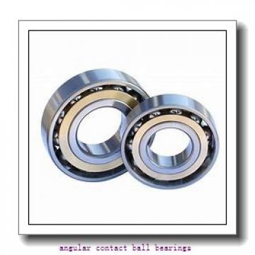 1.378 Inch | 35 Millimeter x 3.15 Inch | 80 Millimeter x 1.374 Inch | 34.9 Millimeter  CONSOLIDATED BEARING 5307 B C/3  Angular Contact Ball Bearings