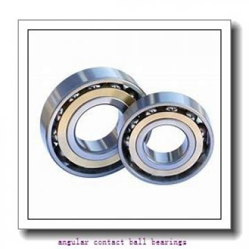 2.559 Inch | 65 Millimeter x 4.724 Inch | 120 Millimeter x 1.5 Inch | 38.1 Millimeter  EBC 5213 ZZ  Angular Contact Ball Bearings