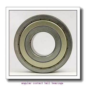 3.346 Inch | 85 Millimeter x 7.087 Inch | 180 Millimeter x 1.614 Inch | 41 Millimeter  CONSOLIDATED BEARING QJ-317  Angular Contact Ball Bearings