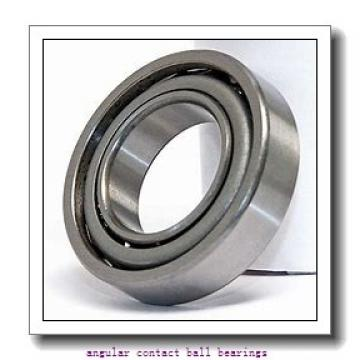 1.378 Inch | 35 Millimeter x 3.15 Inch | 80 Millimeter x 1.374 Inch | 34.9 Millimeter  CONSOLIDATED BEARING 5307  Angular Contact Ball Bearings