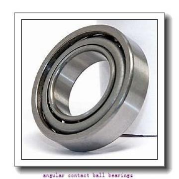 3.937 Inch | 100 Millimeter x 8.465 Inch | 215 Millimeter x 1.85 Inch | 47 Millimeter  CONSOLIDATED BEARING QJ-320 C/4  Angular Contact Ball Bearings